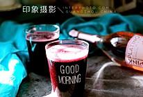 草莓桑葚汁#膳魔师夏日魔法甜品#的做法