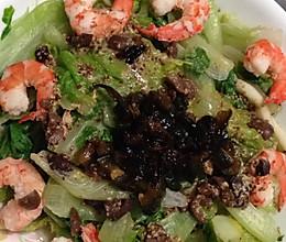 减肥菜谱:中式色拉的做法