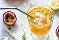 百香果红茶饮的做法