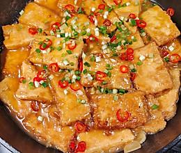 脆皮豆腐,家常豆腐的做法