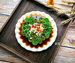 沙茶黄瓜卷的做法