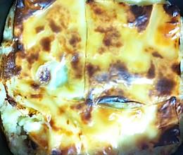 马苏里拉奶酪培根焗土豆泥的做法