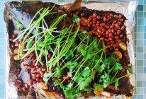 家常烤箱版豆豉烤鱼,酱香浓郁,鲜嫩十足,新手零失败呦!的做法