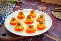 蒸酿肉日本豆腐#嘉宝辅食宝典#的做法