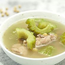 黄豆苦瓜汤