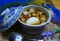 妇女活血调经之一豆腐红糖鸡蛋汤的做法