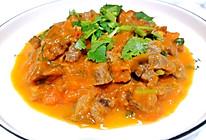 #麦子厨房美食锅#番茄牛腩的做法