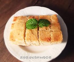 黄油焦糖吐司片#急速早餐#的做法