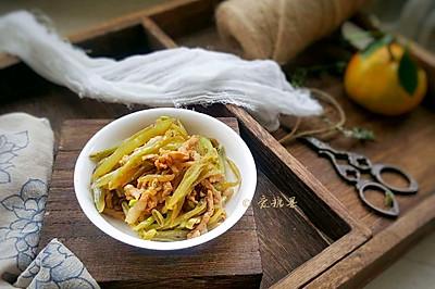 扁豆炒肉丝#2018年我学会的一道菜#