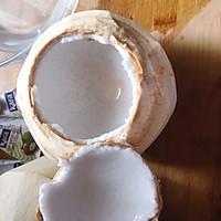 椰子冻的做法图解3