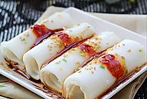 香港早餐最受欢迎的美味小吃:【香港斋肠粉】的做法