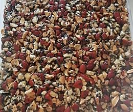 红枣核桃糕的做法