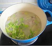 冬瓜排骨汤的做法图解5
