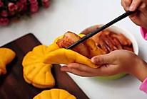 银杏叶肉夹膜的做法