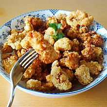 <台菜>黄金鳕鱼柳