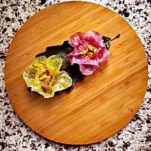 治愈系——花朵蒸饺