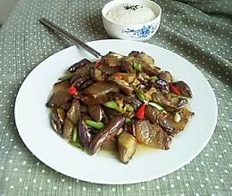 下饭菜~腊肉烧茄子的做法