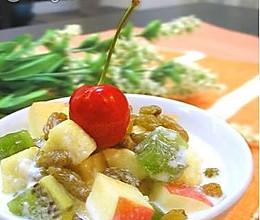 营养(减肥)从早餐开始——鲜果燕麦粥的做法