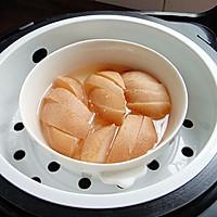 清润去湿的冰糖蒸梨#苏泊尔球釜电饭煲#的做法图解4