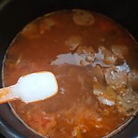 西红柿酸汤肉丸面 #父亲节,给老爸做道菜#的做法图解13