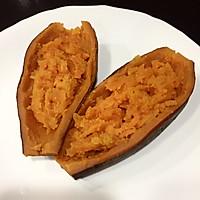 瘦身鸡丝红薯盏的做法图解6