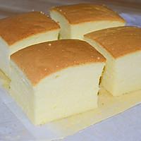 台湾古早味蛋糕(烫面水浴法)的做法图解18
