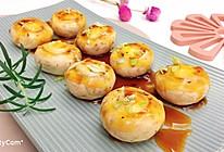 清蒸口蘑鹌鹑蛋的做法