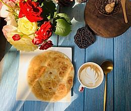 #换着花样吃早餐#鸡蛋灌饼的做法