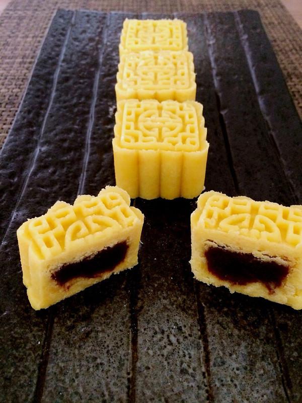 绿豆糕—做出台湾冰心绿豆糕口感的做法