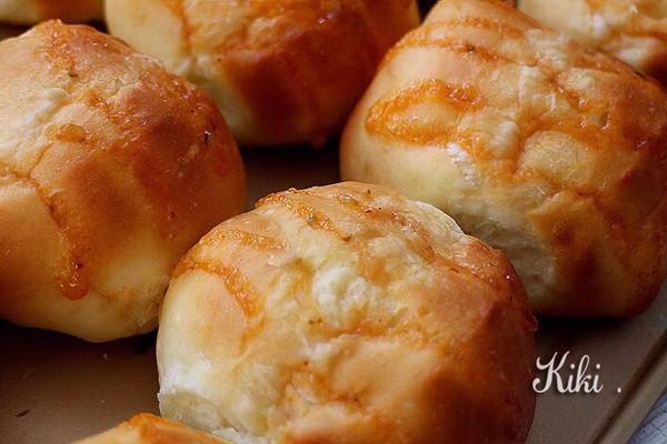 咸黄油小面包的做法