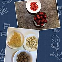 银耳莲子红枣桂圆羹~养颜又美味的做法图解1