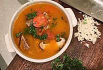 蘑菇番茄牛肉汤的做法