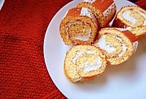 香缇奶油蛋糕卷的做法