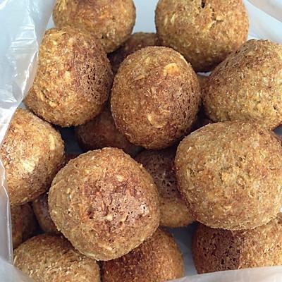 杜坎减肥之燕麦麸能量球