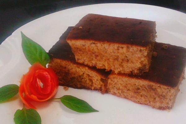 红枣核桃蛋糕的做法