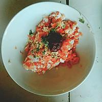 圆子番茄米线的做法图解1
