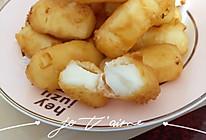 神兽最爱,快手菜之脆皮炸鲜奶的做法