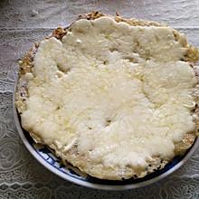 土豆絲雞蛋餅披薩