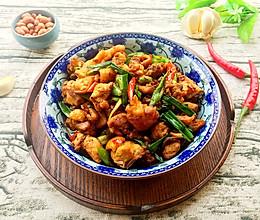 香辣干煸鸡的做法