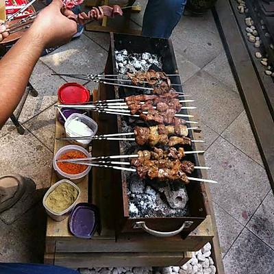 正宗新疆烤羊肉