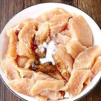 香煎孜然鸡胸肉的做法图解7