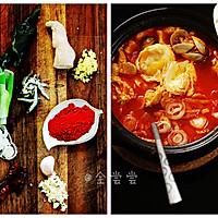 【韩国美食】—辣味嫩豆腐汤的做法图解7