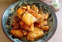 蚝油焖海甘鱼的做法