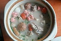 杂蔬猪手汤的做法