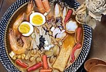 日式海鲜口味地狱拉面的做法