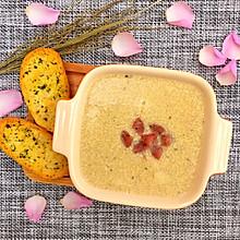 土豆浓汤#一起吃西餐#