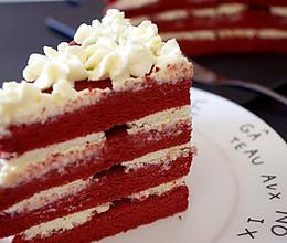 美味的红丝绒蛋糕的做法