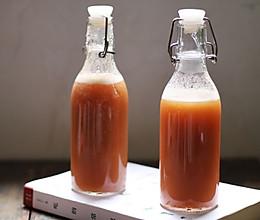 番茄苹果汁#舌尖上的春宴#的做法
