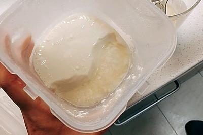 超简单纯素豆酸奶