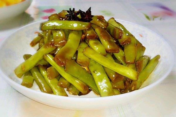下饭菜—五香四季豆的做法